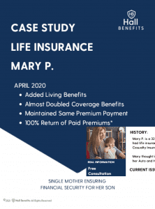 Hall Benefits Life Insurance Case Study, Best Life Insurance,